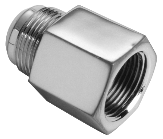 Hydraulic Straight Flared Tube Fitting Connectors Lenz