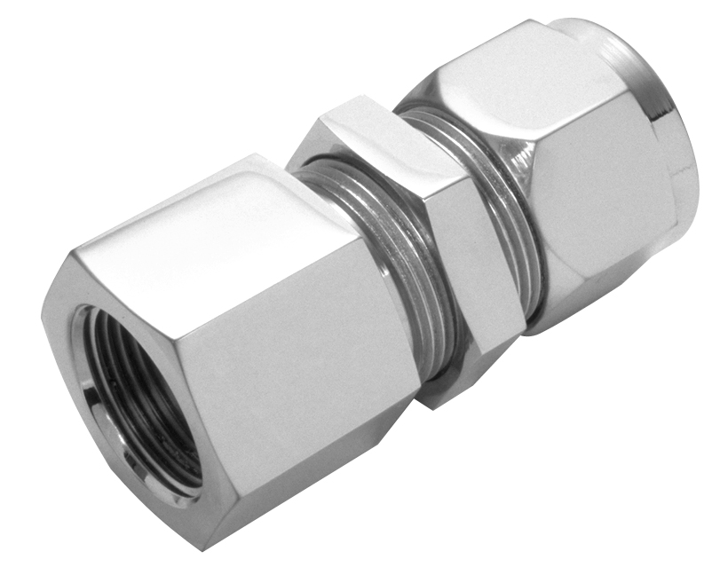 Hydraulic straight connectors lenz