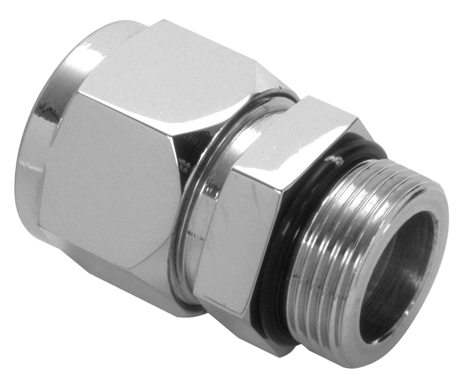 Hydraulic Straight Connectors Lenz
