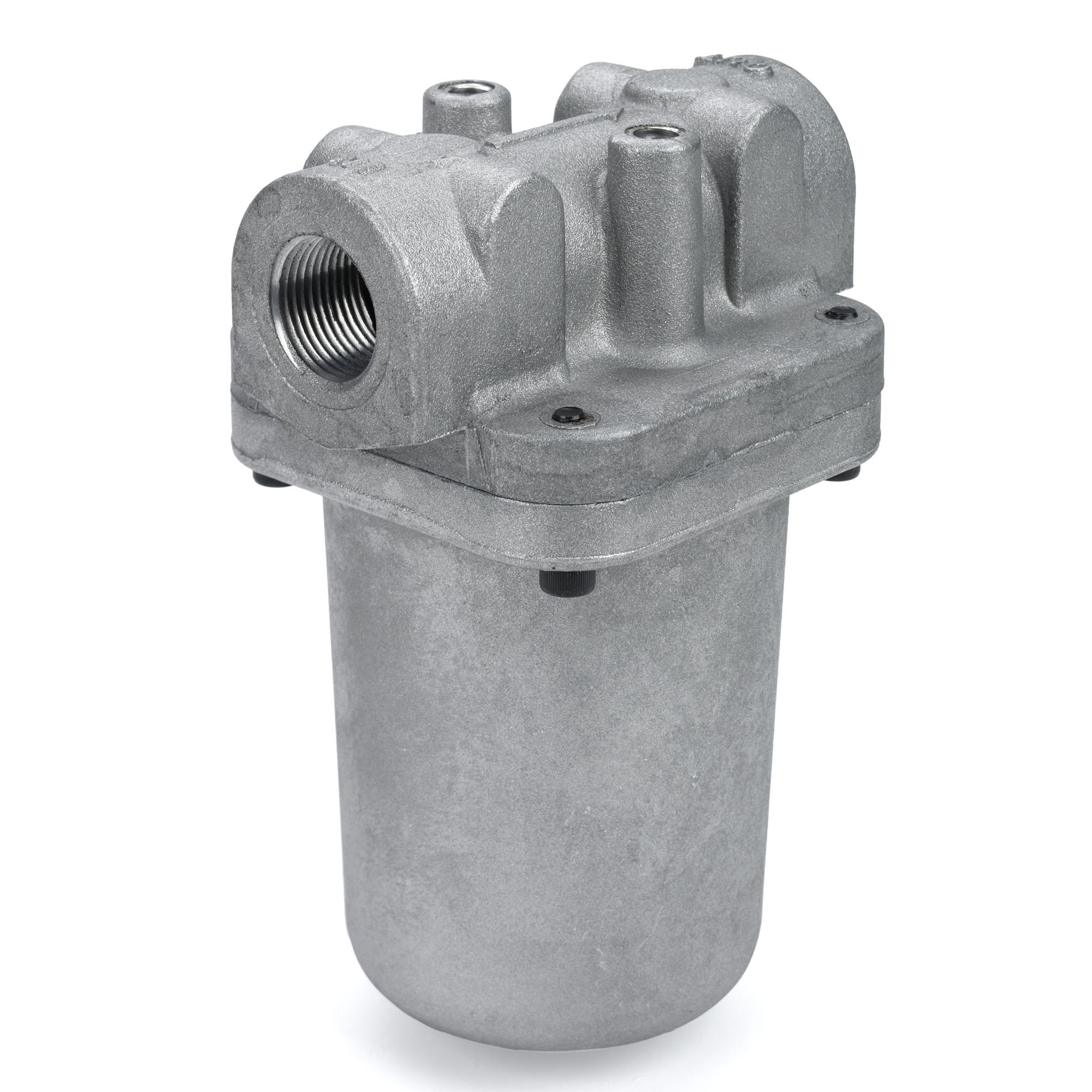 Dh on Inline Hydraulic Filter Housing