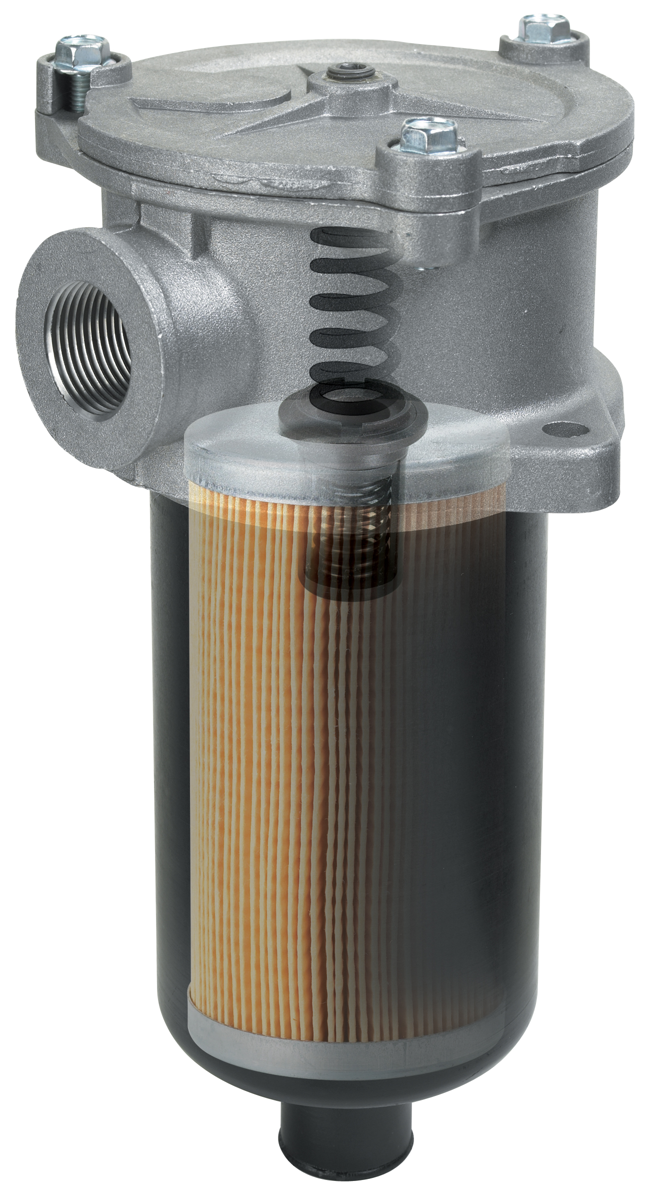 HYDRAULIC TANK IMMERSED FILTERS | Lenz